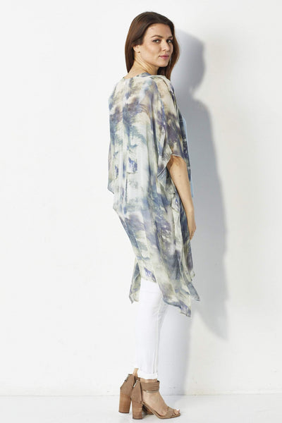 Sage the Label Kimono - Back