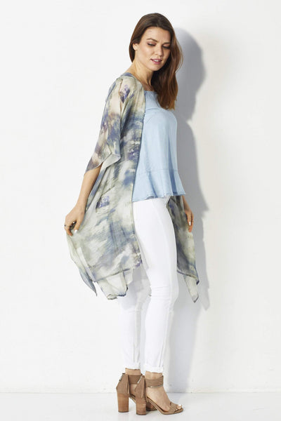 Sage the Label Kimono - Side