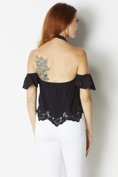 ASTR Alesandra Top - Back