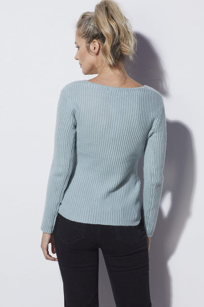 Cupcakes and Cashmere Nikolai Sweater - Back