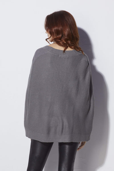 Jack by BB Dakota Perrot Capelet - Back