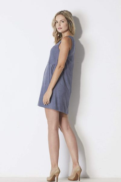 Z-Supply The Suede Tank Dress - Side