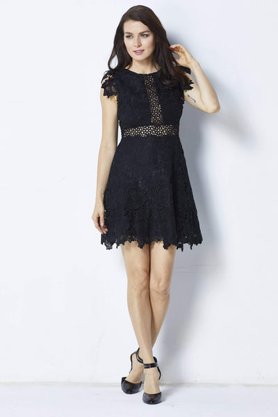 BB Dakota Calvin Dress - Front