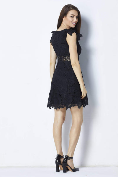 BB Dakota Calvin Dress - Back