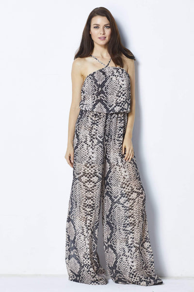 Show Me Your MuMu Jennifer Jumpsuit - Front