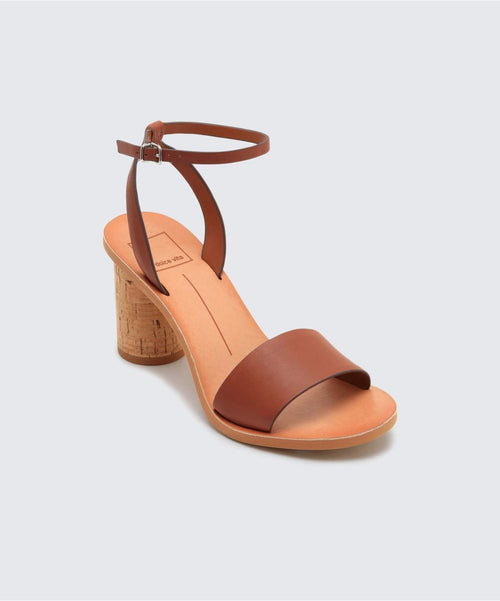 Jali Heels Brown