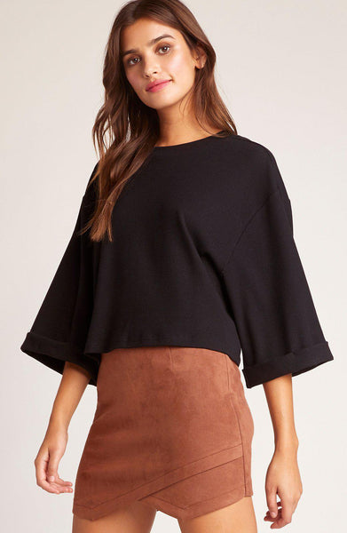 Touching The Art Wide Sleeve Blouse