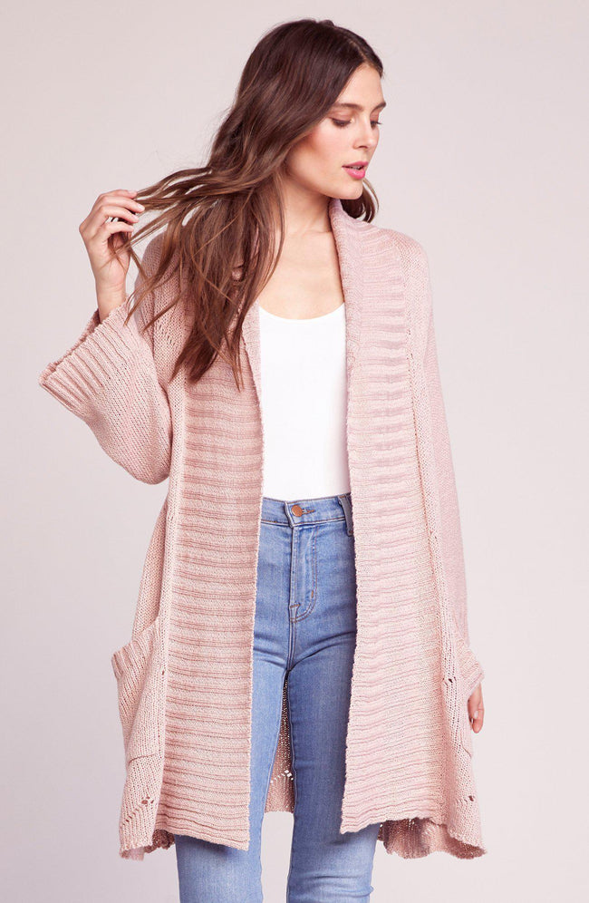 Knit Refresh Mauve Rose