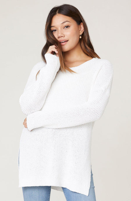 Dibs on That Ivory Sweater