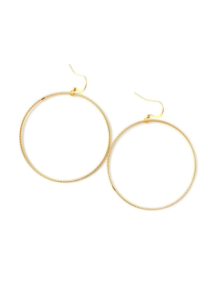 Betsy Pittard Kendra Earrings - Front