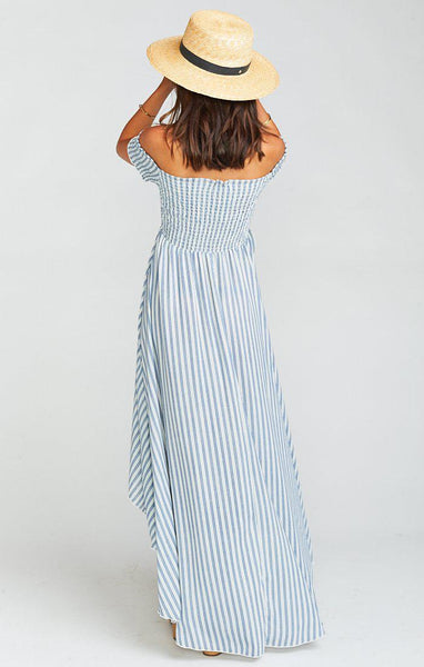 Show Me Your Mumu -Willa Maxi Dress - Back
