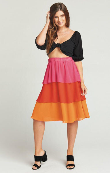 Gabriela Convertible Skirt Dress