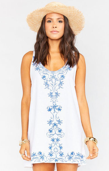 Tia Tunic Dress