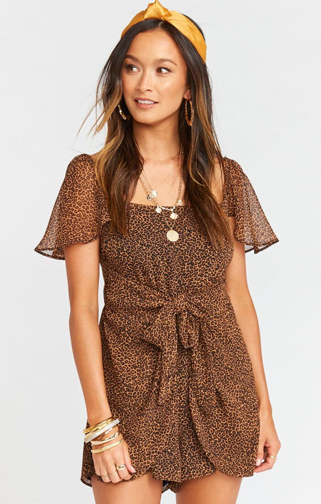 New York Minute Romper