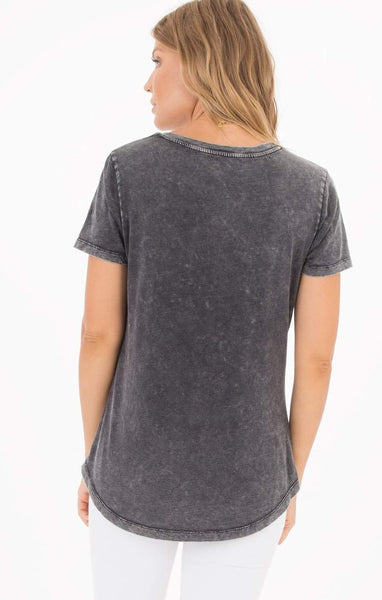 Z-Supply The Washed Cotton Pocket Tee