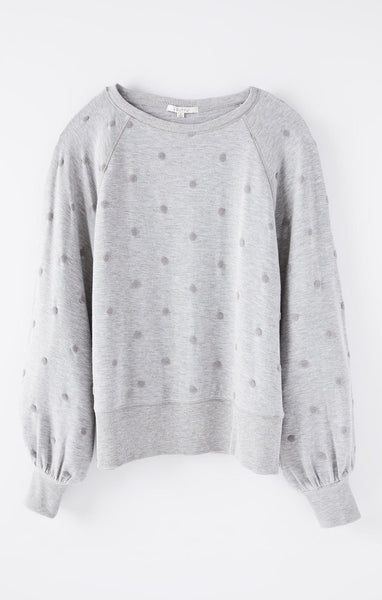 Brook Dot LS Top