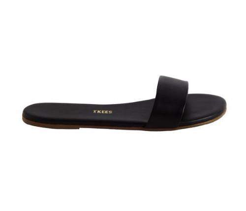Black Stone Alex Sandal - Side