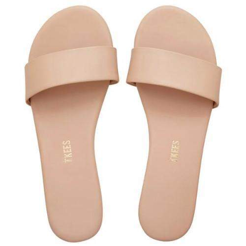 Rose Quartz Alex Sandal - Front
