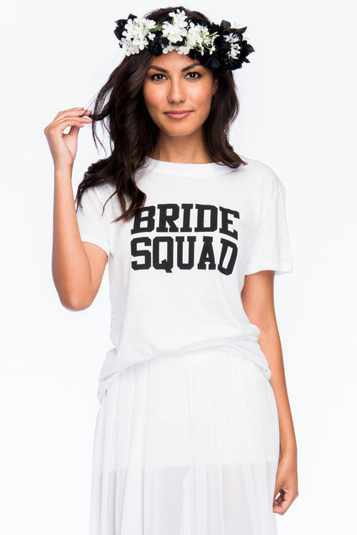 Bride Squad Loose Tee