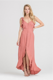 Canyon Rose Maxi Dress