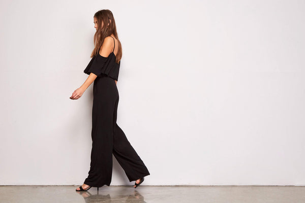 BB Dakota Claudette Jumpsuit - Back View