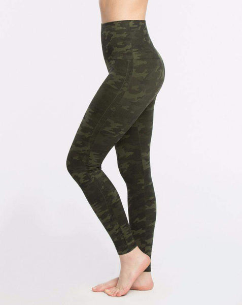 Spanx Look At Me Now Legging - Front View