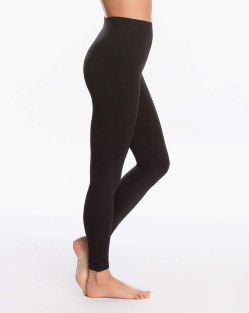 Spanx Look At Me Now Leggings - Front