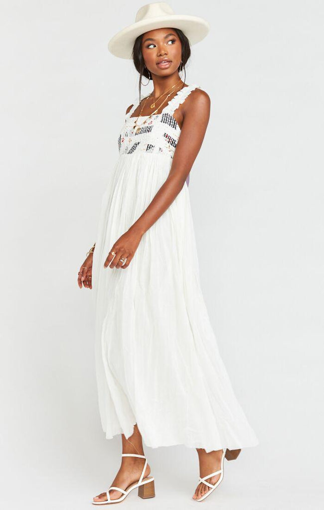 Dawn Maxi - Patchwork