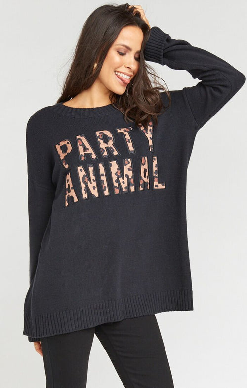 Fireside Sweater Party Animal