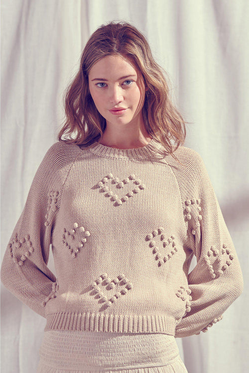 Wild Heart Sweater