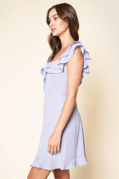 Riviera Lavender Dress