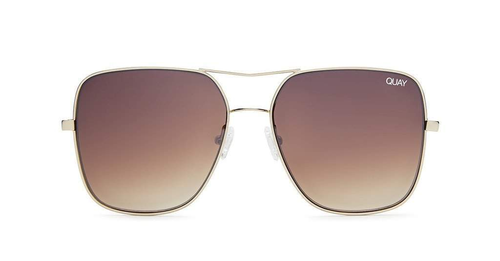 Stop and Stare Quay Sunglasses - Front