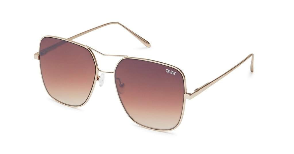 Stop and Stare Quay Sunglasses - Side