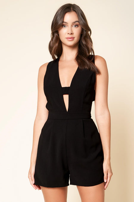 Party Game Romper