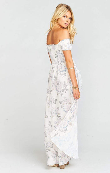 Willa Maxi Dress - Everlasting Rose