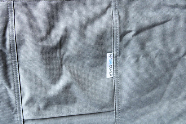 MSC Cover Cap 85x85 Grey
