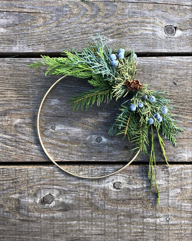 Winter Wreath - Small no.1