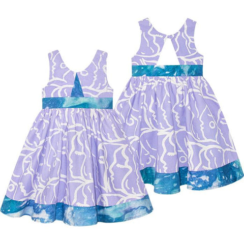 Twirl Dress Violet Sisters
