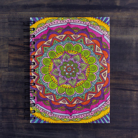 Large Notebook Valentina Mandala