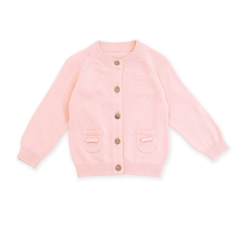 Milan Knit Button Cardigan