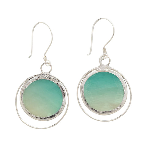 Sea Horizon Earrings
