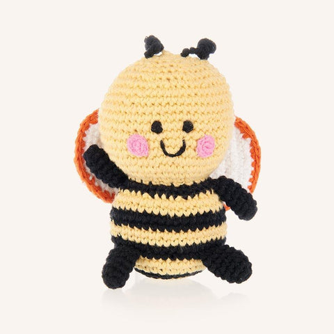 Friendly Bumble Bee