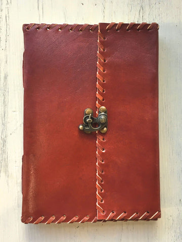 Bound Edge w/ Clasp Journal