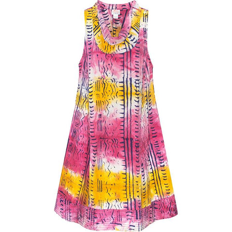 Eli Dress Pathways Rainbow