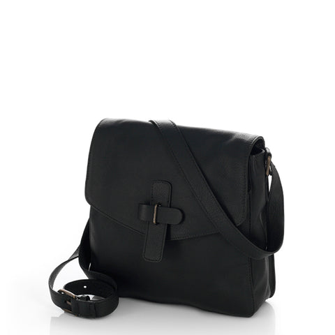 Kolkata Crossbody Bag Black
