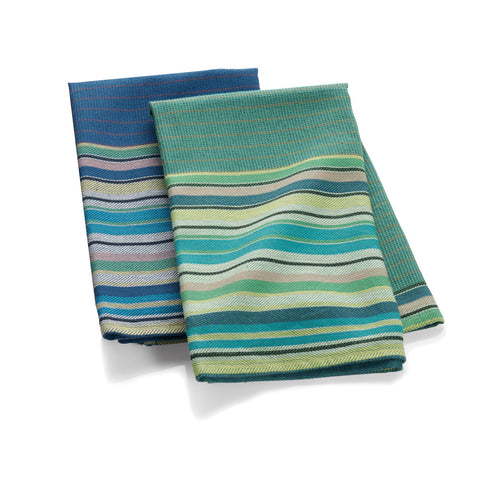 Garden Stripe Towel
