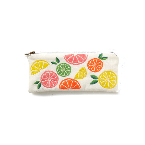 Citrus Pouch Small