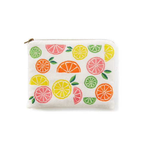 Citrus Pouch Medium