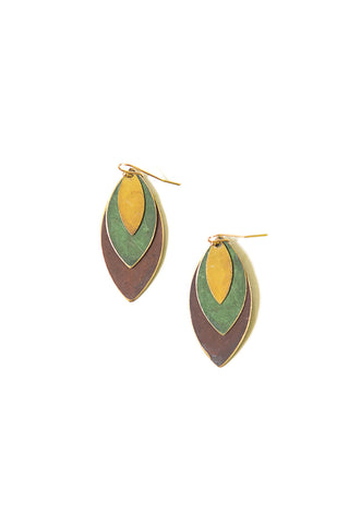 Autumnal Tones Earrings