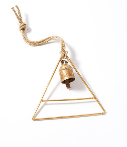 Air Element Bell Chime Triangle